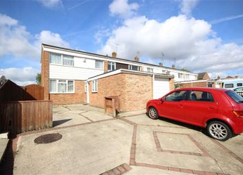 Thumbnail 4 bedroom end terrace house for sale in Morris Street, Rodbourne, Swindon