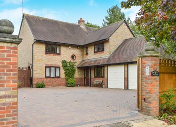 Thumbnail 5 bed detached house for sale in Broadway Avenue, Giffard Park, Milton Keynes