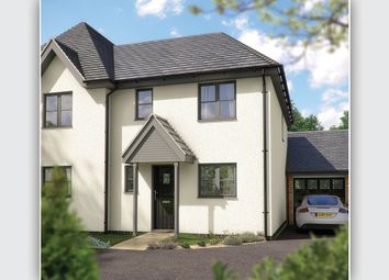 "Thumbnail 3 bed semi-detached house for sale in ""The Marston"" at Fulmar Road, Bude"