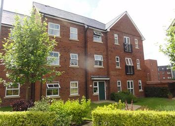 Thumbnail 1 bed flat to rent in Holywell Drive, Warrington
