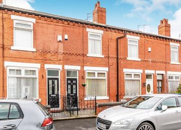 Thumbnail 2 bed terraced house for sale in Melbourne Street, Reddish, Stockport, Cheshire