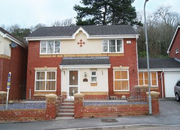 Thumbnail 3 bedroom detached house for sale in Heritage Drive, Caerau, Cardiff.