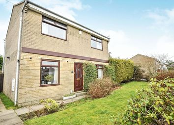 Thumbnail 4 bedroom detached house for sale in Redwood Close, Keighley