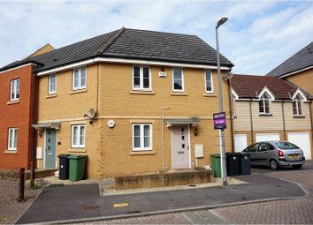Thumbnail 2 bed maisonette for sale in Arnold Road, Mangotsfield