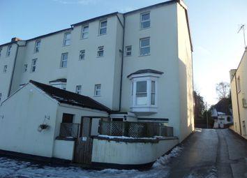 Thumbnail 1 bed flat to rent in Newbridge Crescent, Wolverhampton, West Midlands