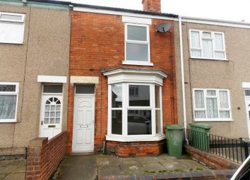 Thumbnail 2 bed terraced house to rent in Lovett Street, Cleethorpes, Lincolnshire