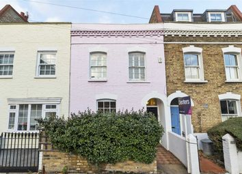 Thumbnail 2 bed terraced house for sale in Knowsley Road, London