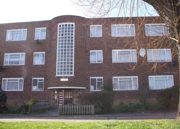 Thumbnail 2 bed flat to rent in Elvin Court, Church Lane, Kingsbury