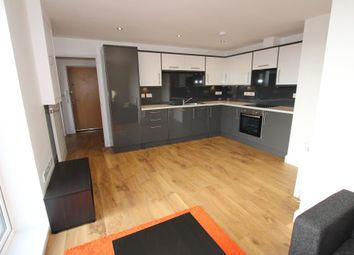 Thumbnail 1 bedroom flat to rent in Elm Walk Place, Cranmer Street, Nottingham