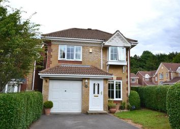 Thumbnail 3 bed detached house to rent in The Cornfields, Hatch Warren, Basingstoke