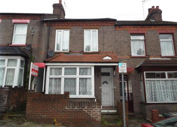 Thumbnail 3 bed terraced house for sale in Chiltern Rise, Luton, Bedfordshire