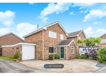 Thumbnail 3 bed detached house to rent in Hawthorn Close, Wallingford