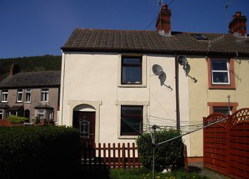 Thumbnail 2 bed end terrace house to rent in Woodland Terrace, Abercarn, Newport.
