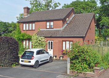 Thumbnail 4 bedroom detached house for sale in Crabtree Green, Llandrindod Wells
