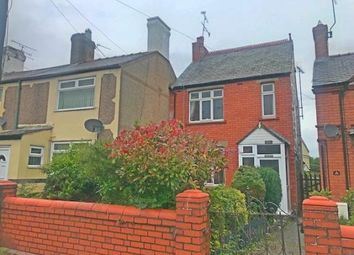 Thumbnail 2 bed detached house for sale in Hall Street, Penycae, Wrexham