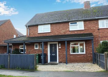Thumbnail 3 bed semi-detached house for sale in Farleigh Road, Pershore, Worcestershire