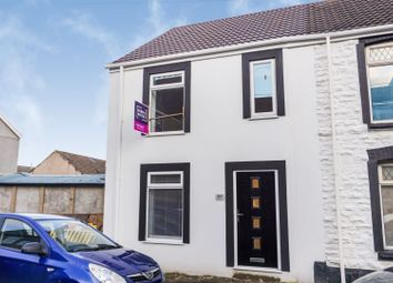 Thumbnail 3 bedroom end terrace house for sale in Glantawe Street, Swansea