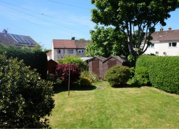 Thumbnail 2 bed semi-detached house for sale in Craigie Way, Ayr