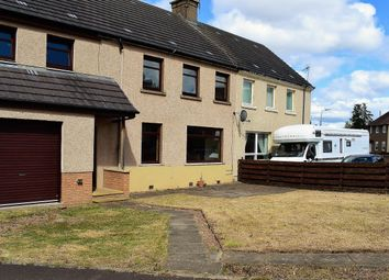 Thumbnail 4 bed end terrace house for sale in Livingston Crescent, Falkirk