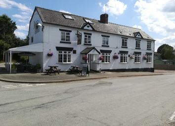 Thumbnail Pub/bar for sale in Forden, Welshpool