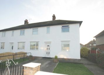 Thumbnail 3 bed semi-detached house for sale in Englefield Road, Greenfield, Holywell, Flintshire, 7Uj.