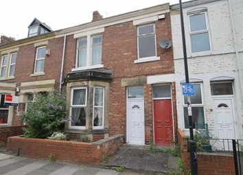 Thumbnail 5 bedroom maisonette for sale in Mundella Terrace, Heaton