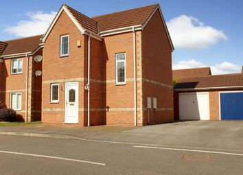 Thumbnail 3 bed detached house for sale in Santolina Way, Hull