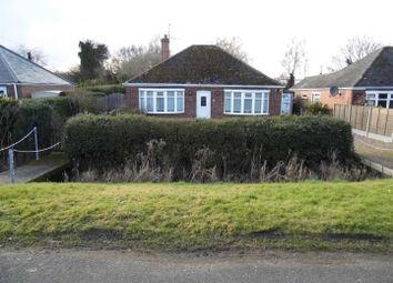 Thumbnail 3 bedroom detached bungalow for sale in Jubilee Bank Road, Clenchwarton, Kings Lynn