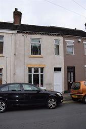Thumbnail 3 bedroom terraced house for sale in Elgin Street, Shelton, Stoke On Trent