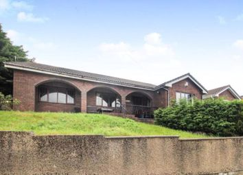 Thumbnail 3 bed bungalow for sale in Bryn Coch, Beaufort, Ebbw Vale