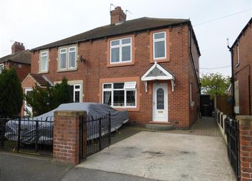 Thumbnail 3 bed semi-detached house for sale in Bleakley Avenue, Notton, Wakefield