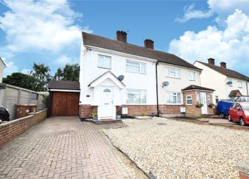 Thumbnail 3 bed semi-detached house for sale in Rowan Road, Swanley, Kent