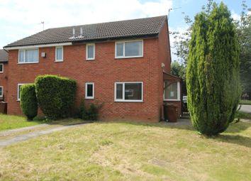 Thumbnail 1 bedroom semi-detached house for sale in Lea Park Gardens, Leeds