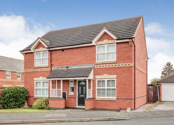 Thumbnail 4 bed detached house for sale in Needham Road, Morton, Bourne