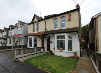 Thumbnail 1 bed flat to rent in West Road, Shoeburyness, Southend-On-Sea, Essex