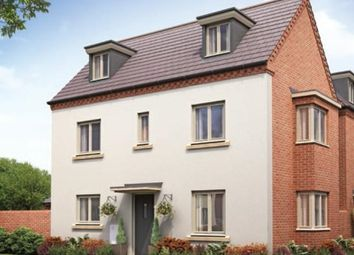 "Thumbnail 4 bed detached house for sale in ""The Poppy"" at Balmoral Close, Northampton"