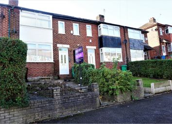 Thumbnail 3 bedroom terraced house for sale in Woodlands Road, Manchester
