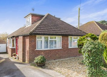 Thumbnail 2 bed detached bungalow for sale in Lower Northam Road, Hedge End, Southampton
