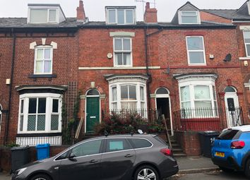 Thumbnail 4 bed town house to rent in Colver Road, Sheffield