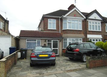Thumbnail 4 bed semi-detached house for sale in Sherborne Avenue, Norwood Green