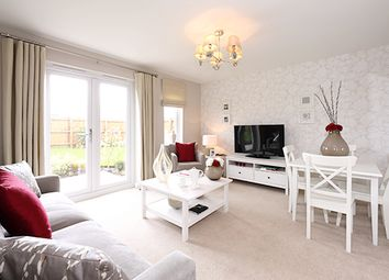 "Thumbnail 2 bed terraced house for sale in ""Ash"" at Whitehills Gardens, Cove, Aberdeen"