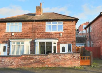 Thumbnail 2 bed semi-detached house for sale in Mansfield Street, Sherwood, Nottingham