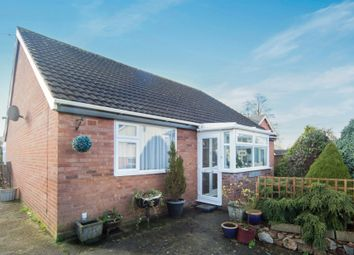 Thumbnail 3 bed bungalow for sale in Hollingarth Way, Hemyock, Cullompton