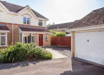 Thumbnail 3 bed semi-detached house for sale in Singleton Way, Totton, Southampton