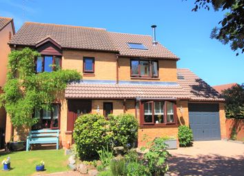 Thumbnail 4 bed detached house for sale in The Copse, Newton Poppleford, Sidmouth