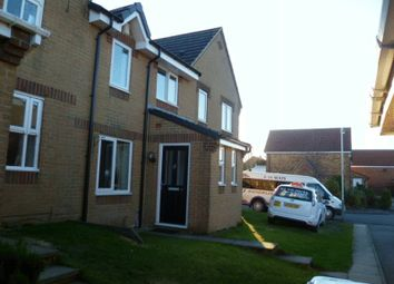Thumbnail 3 bed terraced house to rent in Chestnut Court, Toft Hill, Bishop Auckland