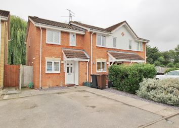 Thumbnail 2 bed semi-detached house for sale in Alsop Close, London Colney, St.Albans