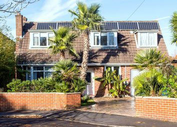 Thumbnail 5 bed detached house for sale in Rushington Lane, Totton, Southampton