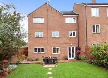 Thumbnail 5 bed town house for sale in Gibson Close, Nantwich