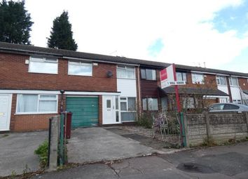 Thumbnail 3 bed terraced house for sale in Manley Road, Whalley Range, Manchester, Greater Manchester